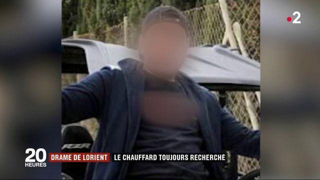 Lorient : le chauffard et sa passagère toujours en fuite