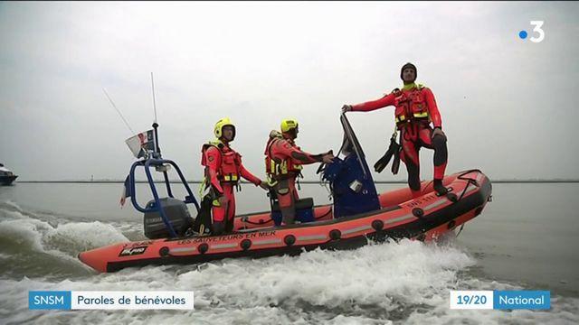 Sauveteurs en mer : les bénévoles en deuil