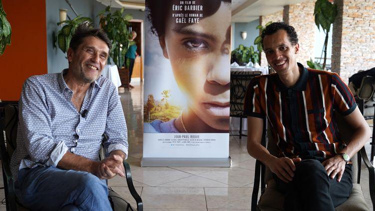 En Avant Premiere A Kigali Gael Faye Presente Petit Pays Le Film Tire De Son Roman