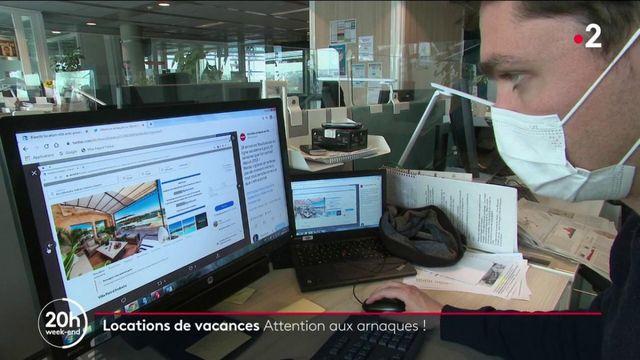 Location de vacances : des centaines de victimes d'arnaques attaquent une plateforme de réservation