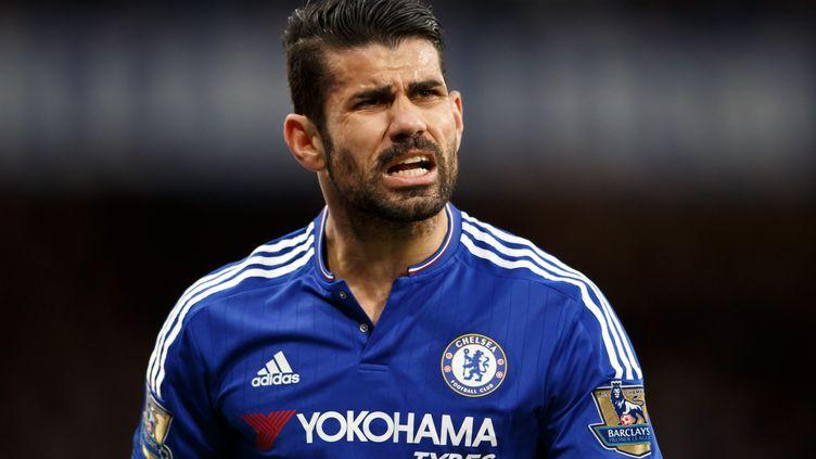 Diego Costa sera-t-il remis pour affronter Paris en Ligue des champions?  (  BEN QUEENBOROUGH / BACKPAGE IMAGES LTD)