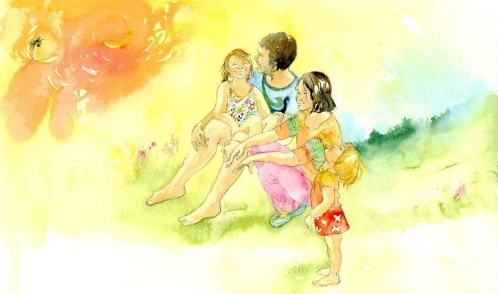 Une belle histoire à découvrir en famille  (Sophie Liétar)