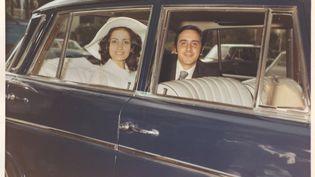 Jour de mariage à Milan en 1970.  (IMAGES BY FABIO / STONE RF / GETTY IMAGES)