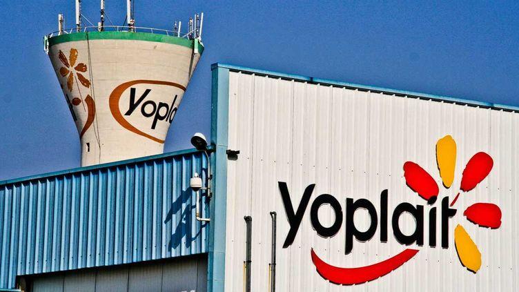 (La coopérative Sodiaal détient notamment la marque Yoplait © SIPA/Gile Michel)