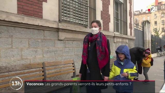Vacances d'hiver : les grands-parents comme solution de garde des enfants