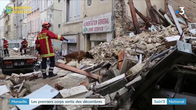 Marseille : la vétusté des immeubles et l'inaction de Gaudin pointée du doigt