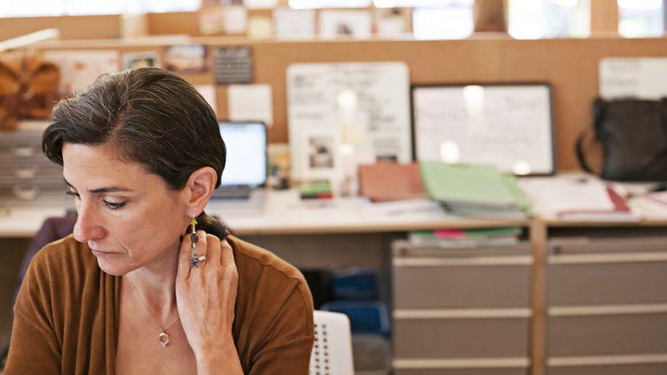 Le stress du demandeur d'emploi, image d'illustration (REZA ESTAKHRIAN / GETTY IMAGES)