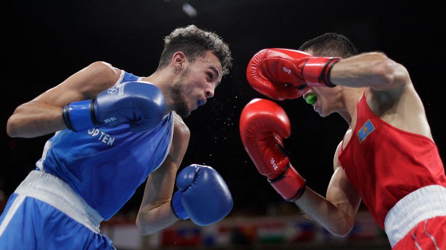 JO 2021 - Boxe : Billal Bennama sort des Jeux par la petite porte