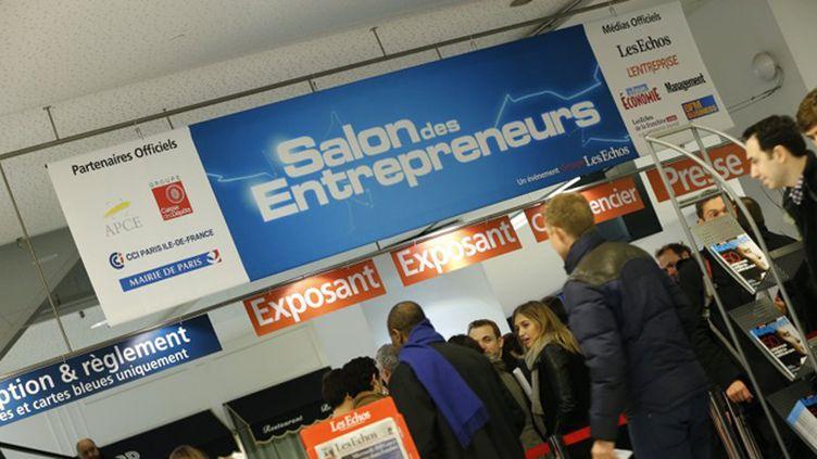 (22e Salon des Entrepreneurs © Foucha_Muyard)