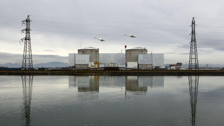 Centrale nucléaire de Fessenheim (MICHELE TANTUSSI / GETTY IMAGES EUROPE)