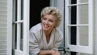 Marilyn Monroe photographiée par le photographe de mode Sam Shaw (Sam Shaw Inc., courtesy Shaw Family Archives, Ltd.)
