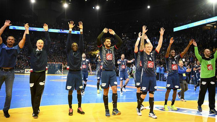 Les Experts en finale (FRANCK FIFE / AFP)