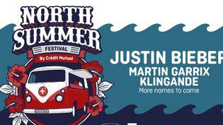 Affiche du North Summer festival  (DR)