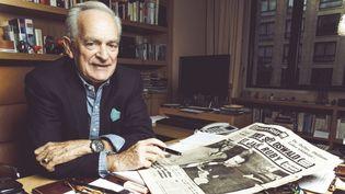 Philippe Labro était aux Etats-Unis au moment de l'assassinat de JFK. Un événement qu'il a couvert pour France-Soir  (Hélène Pambrun)