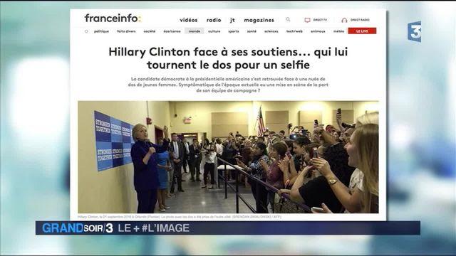 Présidentielle américaine : du rôle du selfie en politique
