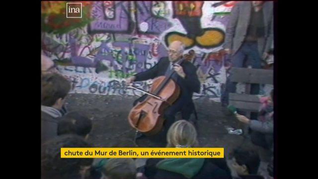 Le 9 novembre 1989, le Mur de Berlin tombait