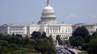 Le Congrès américain, à Washington, le 11 août 2018. (MAXPPP)