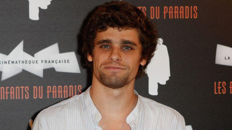 Arthur Dupont va être Jérôme Kerviel sur le grand écran (octobre 2012)  (Tiboul / MAXPPP)