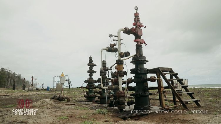 Complément d'enquête. Au Gabon, la vétusté des infrastructures du pétrolier Perenco causerait des pollutions à répétition (COMPLÉMENT D'ENQUÊTE/FRANCE 2)