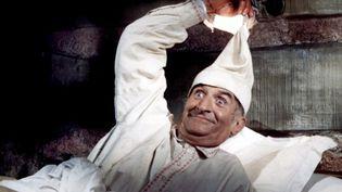 Louis De Funes dans LaSoupe Aux Choux (1981) (DOMINIQUE LA STRAT / KOBAL / AFP)