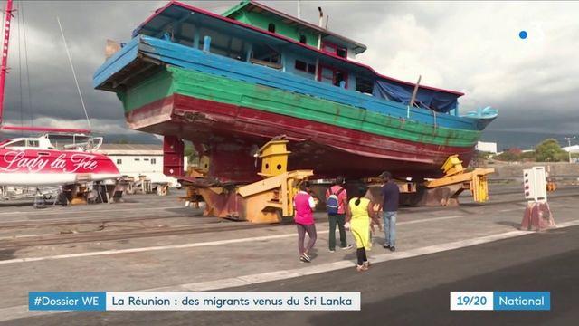 La Réunion : nouvelle porte d'entrée vers l'Europe pour les migrants sri-lankais
