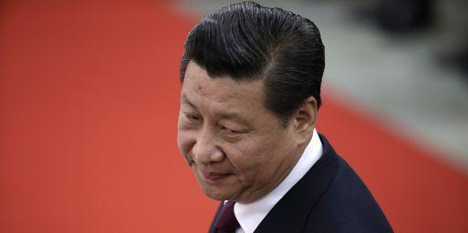 Le président chinois Xi Jinping à Pékin le 23 décembre 2014 (Reuters - Jason Lee )