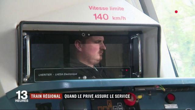 Réforme de la SNCF : quand le privé assure le service