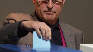 Helmut Sandrock, le directeur du Comité organisateur local de la Coupe du monde 2006 (PATRICK SEEGER / DPA)