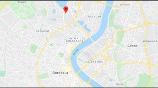 Quartier des Aubiers à Bordeaux. (GOOGLE MAPS)