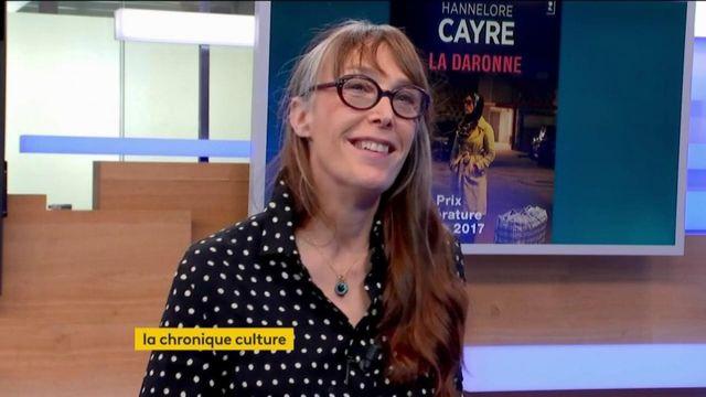 Littérature : Hannelaure Cayre, reine du polar social