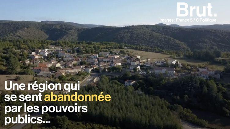 VIDEO. Pollution à l'arsenic : les habitants de la vallée de l'Orbiel témoignent (BRUT)