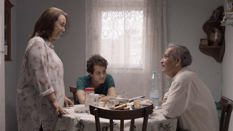 """Une scène de """"Weldi, Mon cher enfant"""" de Mohamed Ben Attia  (Bac Films)"""
