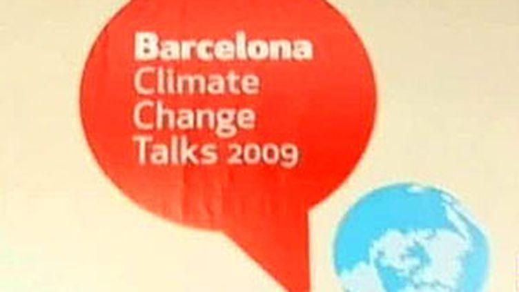 Barcelone mobilisée avant le sommet de Copenhague (© France 2)