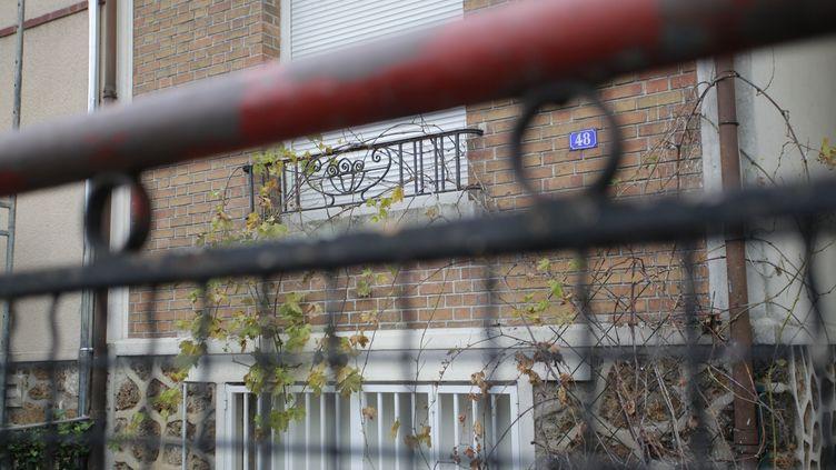 La maison dans laquelle a vécu Samy Amimour, l'un des kamikazes du Bataclan. (ELIOT BLONDET / AFP)