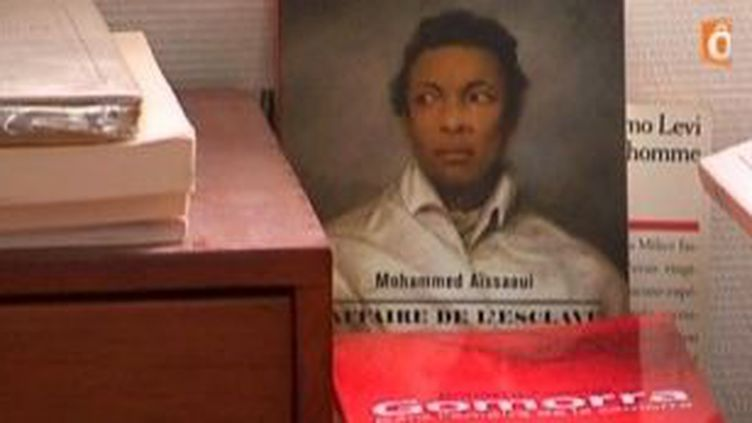 Mohammed Aïssaoui, Prix du roman historique 2010  (Culturebox)