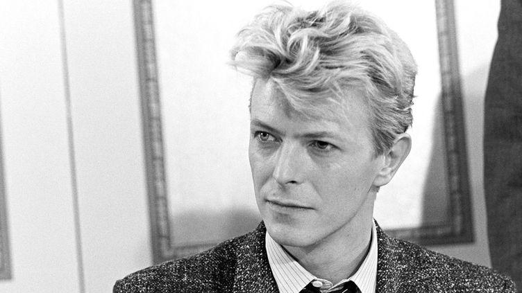 David Bowie à New York le 27 janvier 1983.  (Ebet Roberts / Redferns / Getty Images)