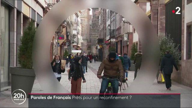 Covid-19 : dans quel état d'esprit sont les Français avant un éventuel troisième confinement ?