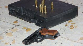 Pistolet et balles  (Yusuf Koyun / ANADOLU AGENCY)