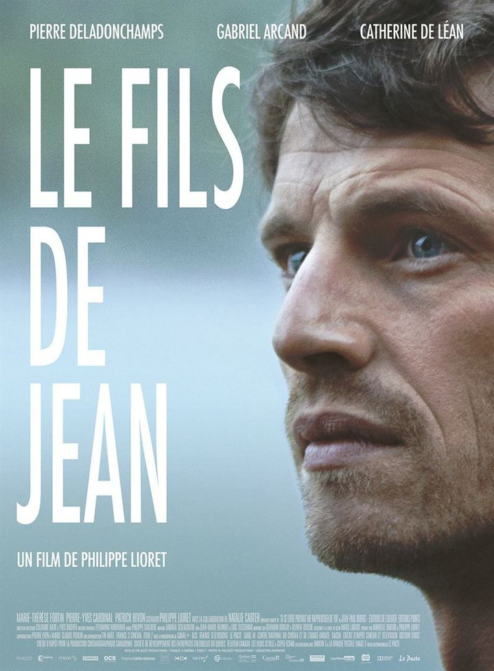 """""""Le Fils de Jean"""" : l'affiche  (Le Pacte)"""