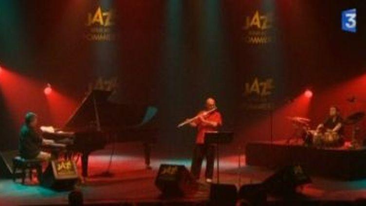 Squiban Trio en concert à Jazz sous les pommiers  (Culturebox)