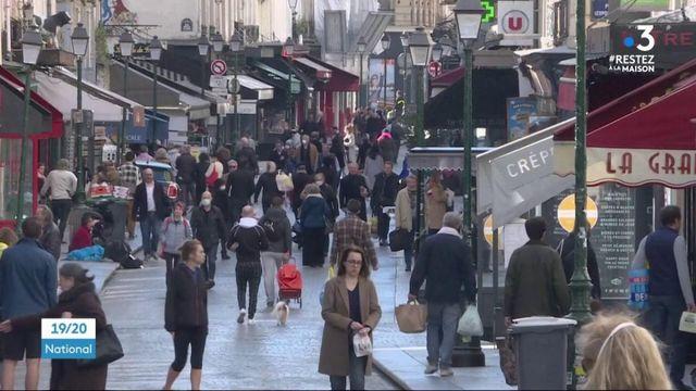 Confinement : la lassitude des Français entraîne un relâchement dans l'application des mesures