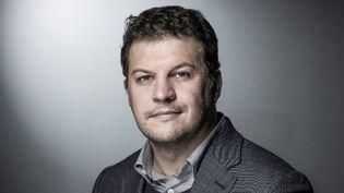 Guillaume Musso est l'auteur qui réalise régulièrement les meilleures ventes de livres.  (JOEL SAGET / AFP)