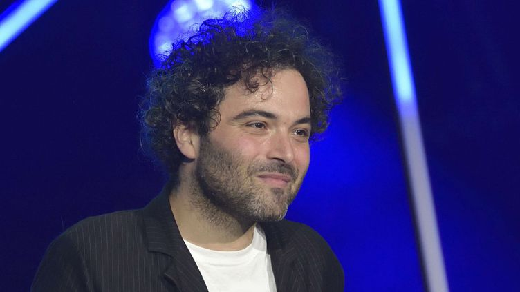 Babx a reçu le prix spécial du jury lors de la remise du Prix des Indés, à La Cigale, à Paris, le 16 octobre 2017  (Edmond Sadaka / Sipa)