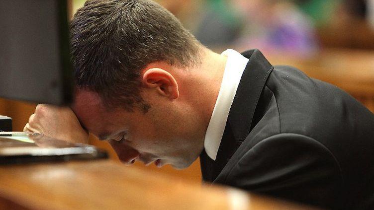 Oscar Pistorius (ALON SKUYI / POOL)