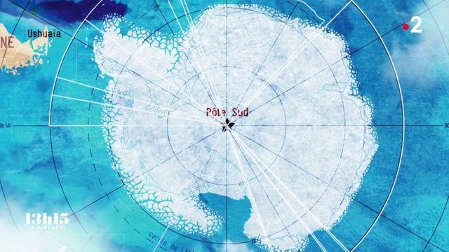 VIDEO. Climat : que se passerait-il sur la planète si toute la glace fondait en Antarctique ?