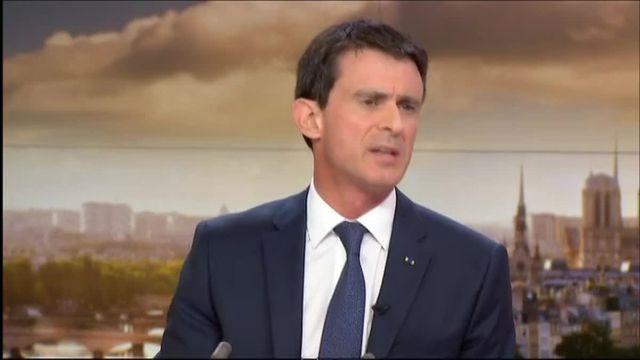 """""""Non"""" Valls affirme ne pas savoir quand Abdelhamid Abaaoud est entré en France"""