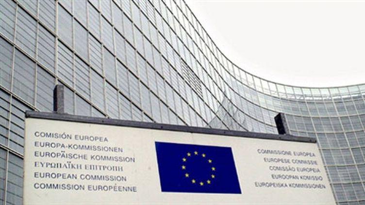 La Commission européenne est implantée à Bruxelles (Belgique) (AFP - Olivier Hoslet)