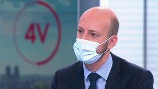 """""""Il faut des mesures fortes, compréhensibles"""" : Stanislas Guerini est l'invité des 4 Vérités (FRANCE 2)"""