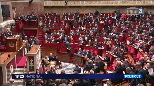 Déchéance de nationalité : l'Assemblée nationale adopte la révision constitutionnelle