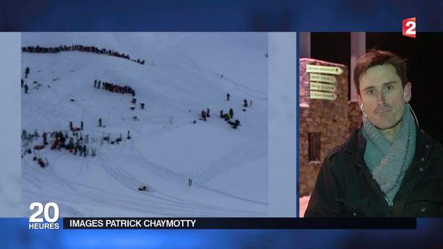 Avalanche dans les alpes : une enquête a été ouverte